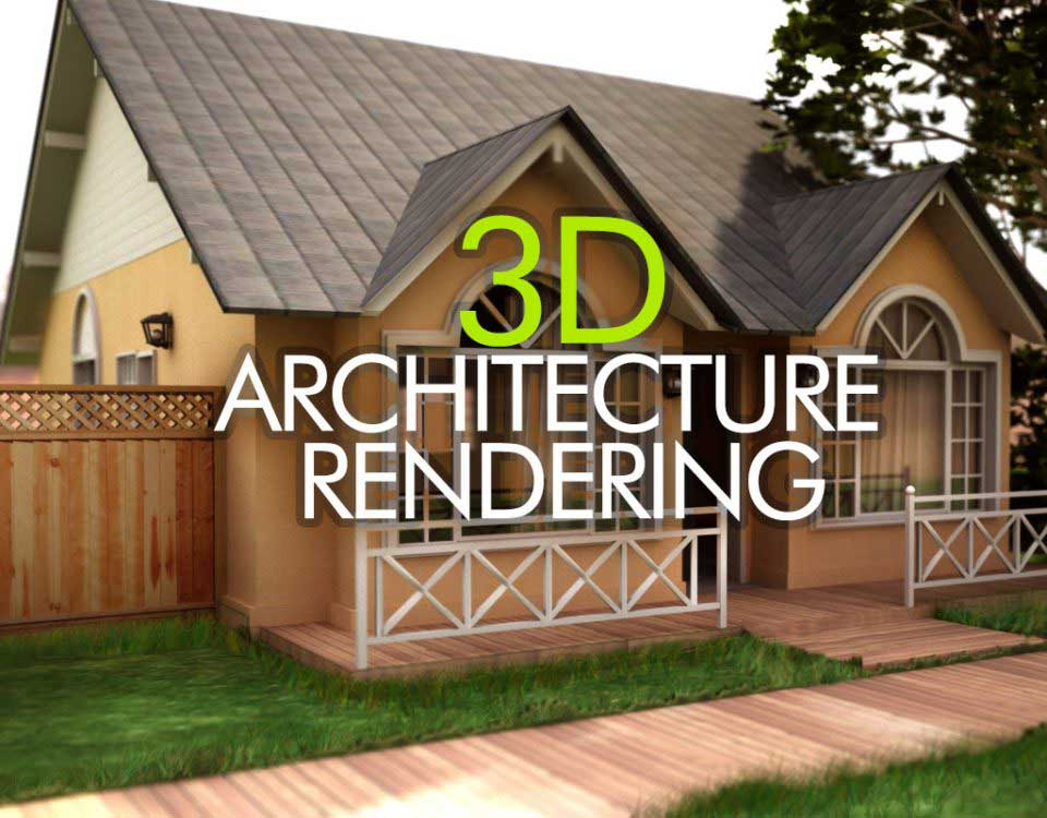 3D rendering Miami