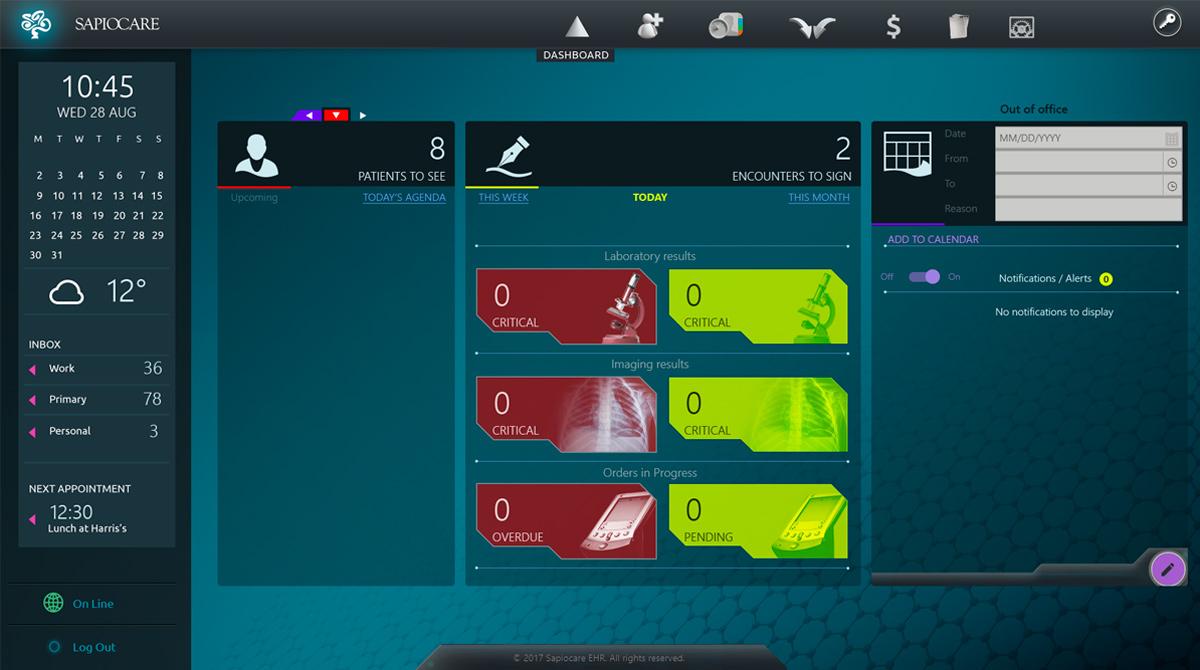 UI Design 3D icons