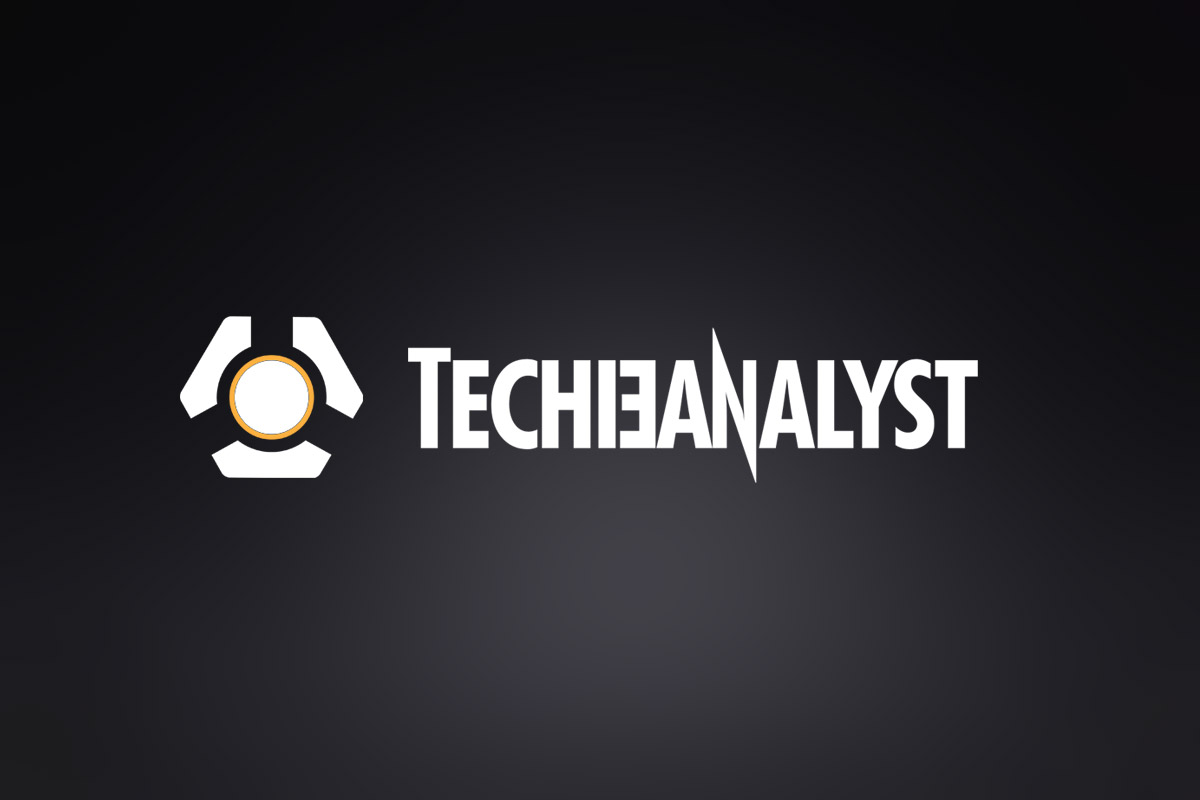 Modern logo Techieanalyst