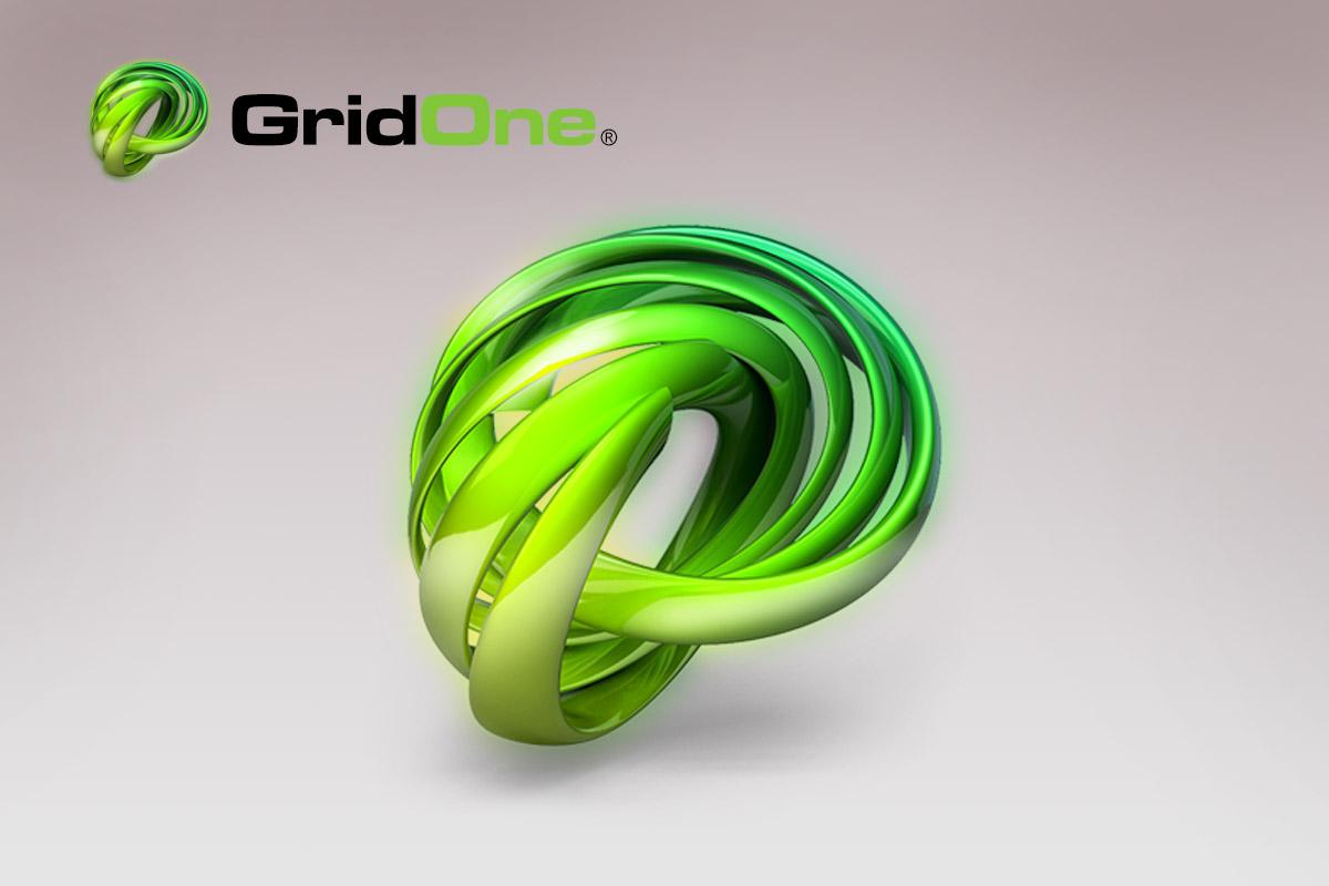 3D logotype design