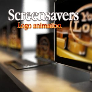 screensaver business