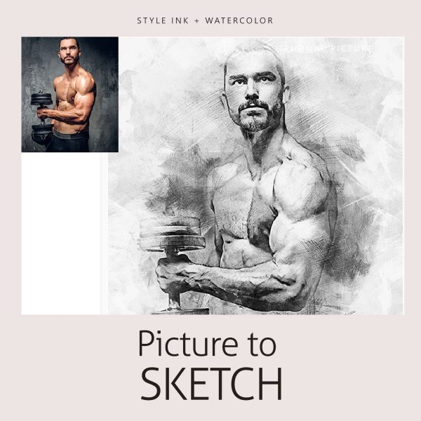 photo to sketch