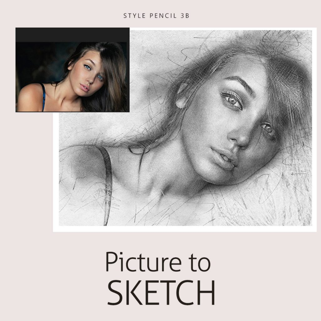 picture to sketch