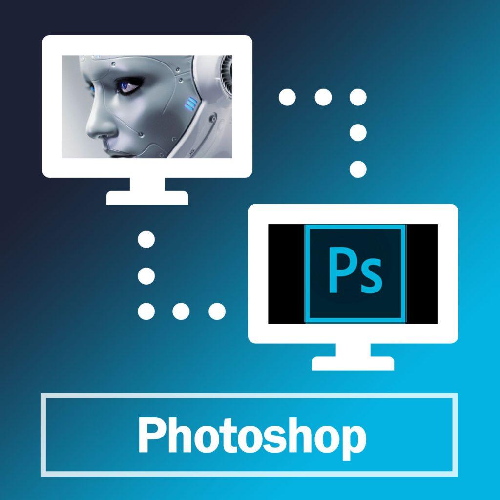 Remote Service Photoshop